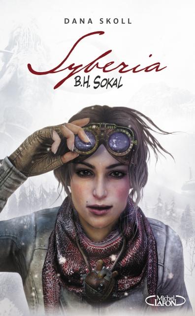 Couverture Syberia