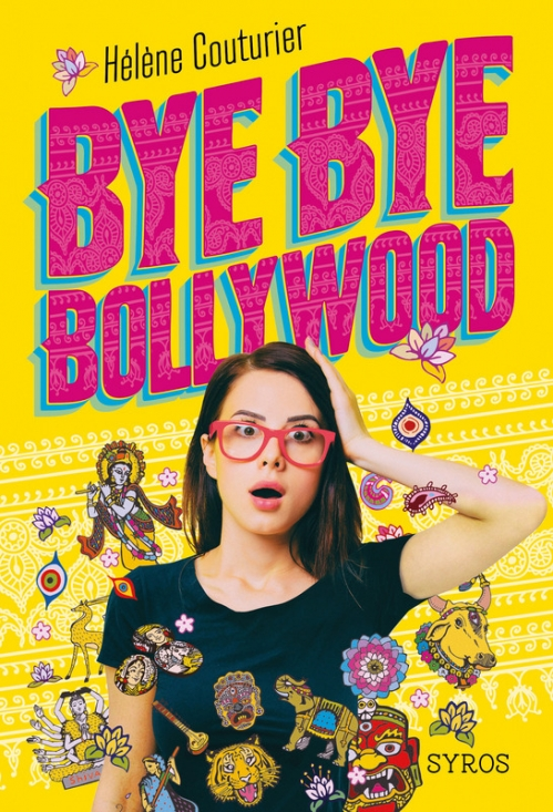 Couverture Bye Bye Bollywood