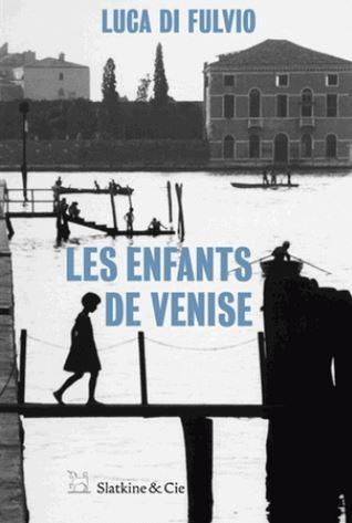 Couverture Les enfants de Venise