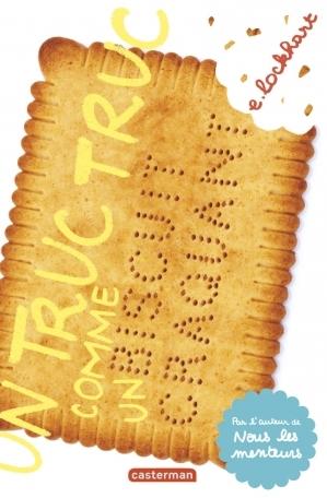 Couverture Journal d'une allumeuse / L'amour avec un grand Z / Un truc truc comme un biscuit craquant
