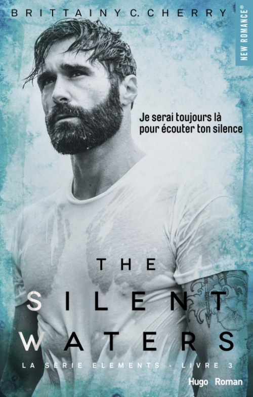 Couverture The Silent Waters