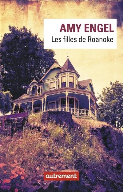 Couverture Les filles de Roanoke