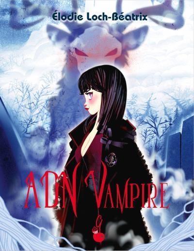 Couverture ADN vampire, tome 1 : Carmine