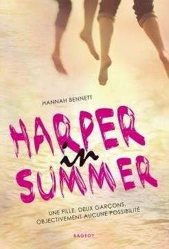 Couverture Harper in summer