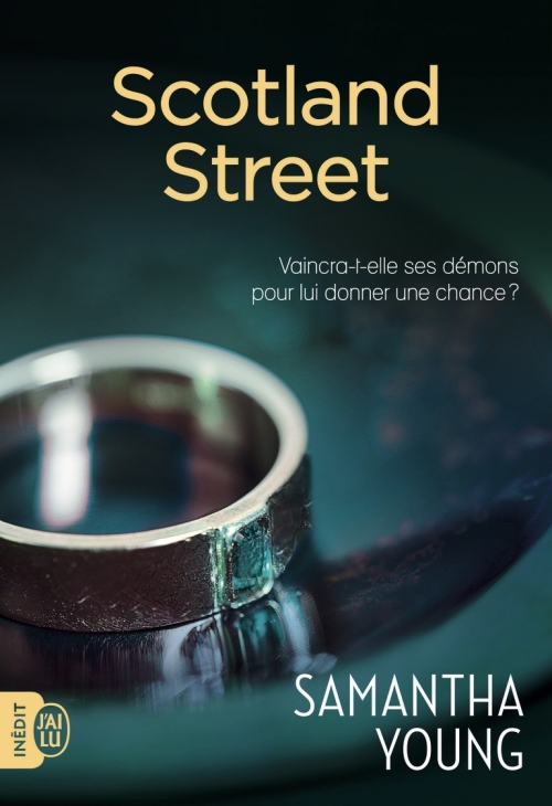 Couverture Dublin Street, tome 5 : Scotland street