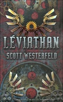 Couverture Léviathan, tome 1