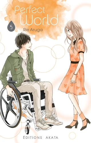 Couverture Perfect world, tome 5