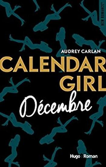 Couverture Calendar girl, tome 12 : Décembre