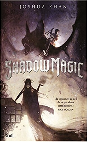 Couverture Shadow magic