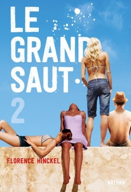 Couverture Le grand saut, tome 2