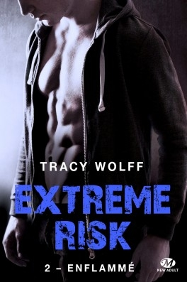 Couverture Extreme risk, tome 2 : Enflammé