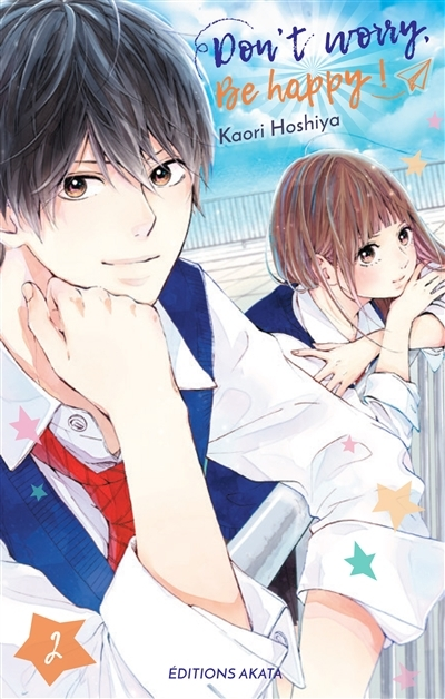 Couverture Don't worry, be happy !, tome 2