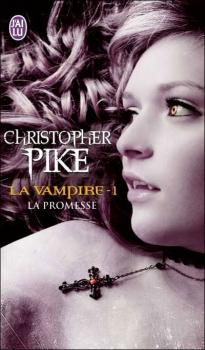 Couverture La Vampire, tome 1 : La Promesse