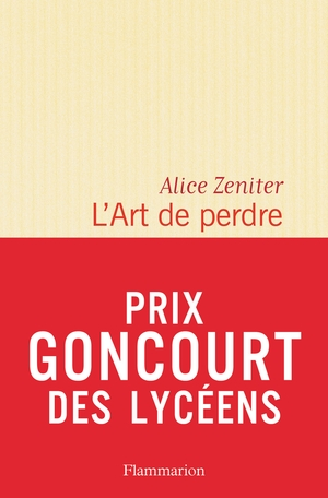 Couverture L'art de perdre