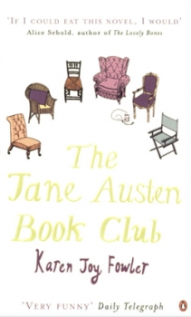 Couverture Le Club Jane Austen
