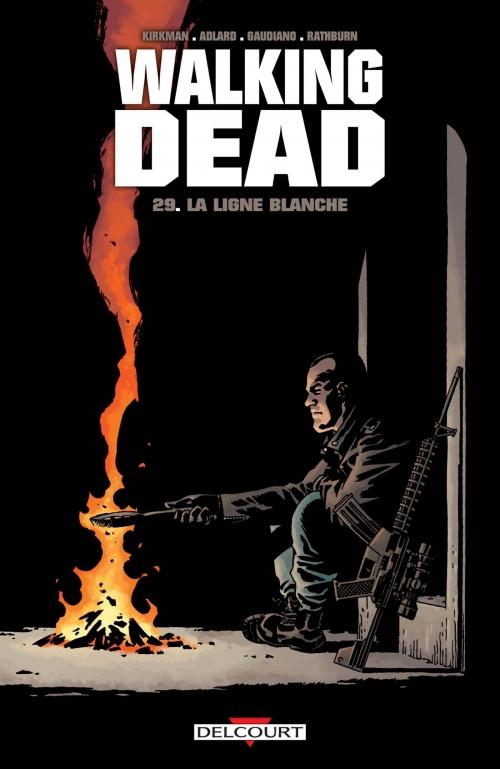 The Walking Dead Tome 30 Pdf Fr : walking, Walking, Dead,, Ligne, Blanche, Livraddict