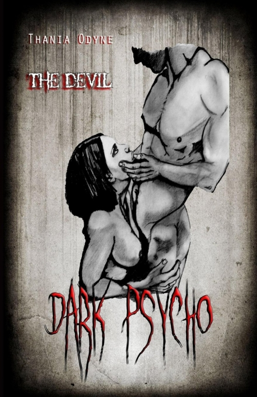 Couverture Dark Psycho, tome 2 : The Devil