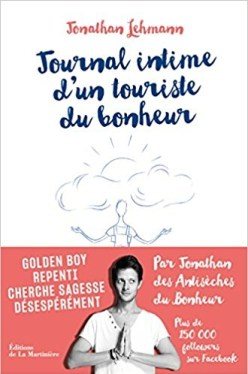 Couverture Journal intime d'un touriste du bonheur