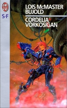 Couverture La Saga Vorkosigan, tome 01 : Cordelia Vorkosigan
