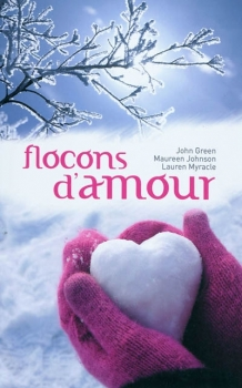 Couverture Flocons d'amour