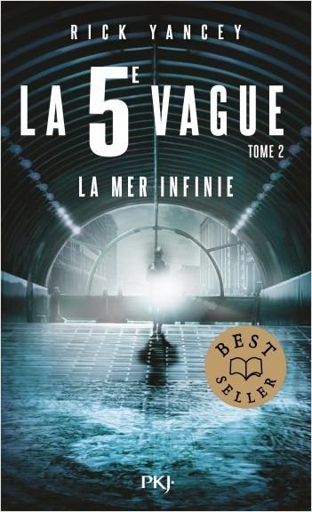 La 5eme Vague Tome 3 Epub : vague, Vague,, Infinie, Livraddict