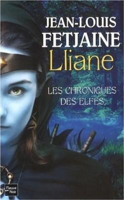 Couverture Les Chroniques des Elfes, tome 1 : Lliane