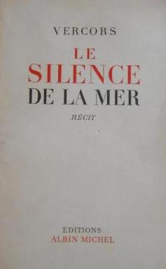 Le Silence De La Mer Texte Intégral En Ligne : silence, texte, intégral, ligne, Silence, Vercors, Texte, Intégral, Ligne