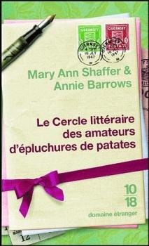 Couverture Le Cercle littéraire des amateurs d'épluchures de patates