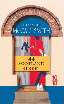 Couverture Les chroniques d'Edimbourg d'Alexander McCall Smith