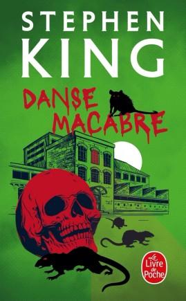 Danse Macabre (recueil) : danse, macabre, (recueil), Danse, Macabre, Livraddict