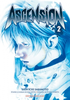 Couverture Ascension, tome 02