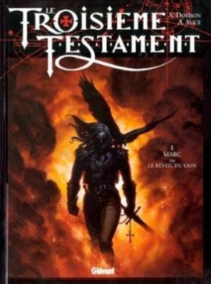 Couverture Le Troisième testament, tome 1 de Xavier Dorison et Alex Alice