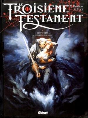 Couverture Le Troisième testament, tome 2 de Xavier Dorison et Alex Alice