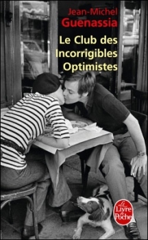 Couverture Le Club des incorrigibles optimistes
