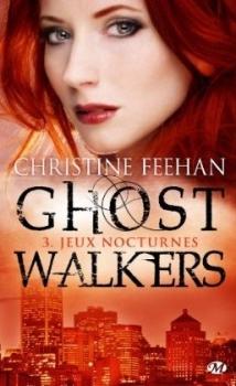 Couverture GhostWalkers, tome 3 : Jeux nocturnes