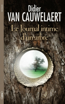 Couverture Le Journal intime d'un arbre