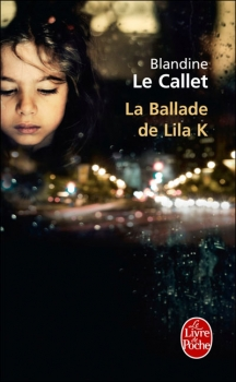 Couverture La Ballade de Lila K