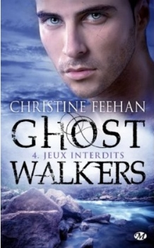 Couverture GhostWalkers, tome 4 : Jeux interdits