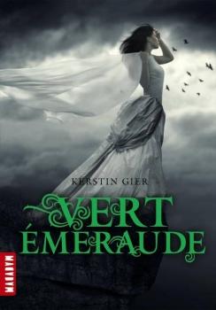 Couverture Trilogie des gemmes, tome 3 : Vert Émeraude