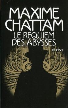 Couverture Le Diptyque du temps, tome 2 : Le Requiem des abysses