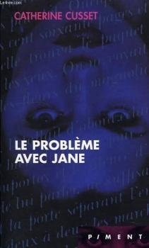 Couverture Le problème avec Jane