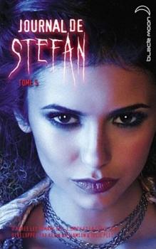 Couverture Journal de Stefan, tome 5 : L'asile