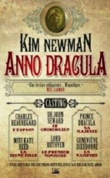 Couverture Anno Dracula, tome 1