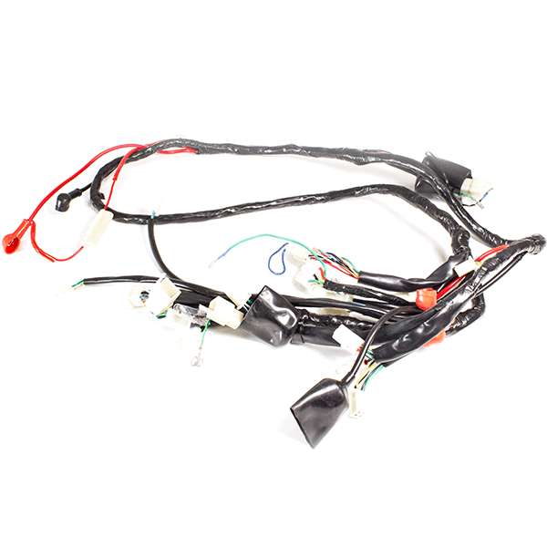 Scooter Wiring Loom-Non DRL for Sinnis Shuttle 125 ZN125T
