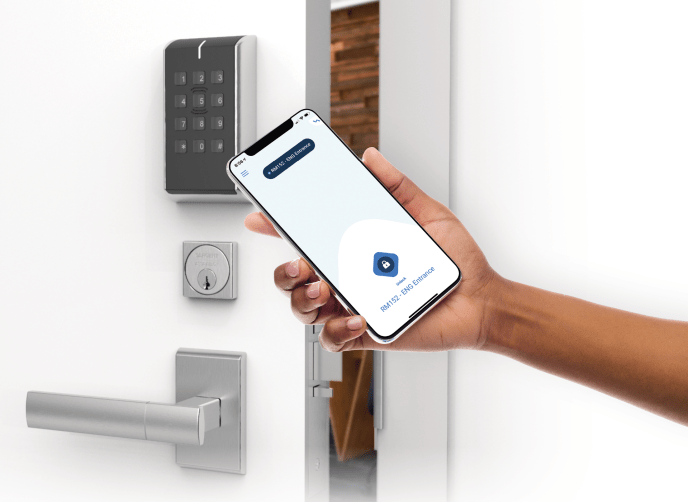 The New Normal: Touch-Free Access Control (image)