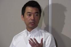 """「朝日新聞は何様なんですか?」 橋下徹氏、朝日の一方的な""""民意""""に徹底反論"""