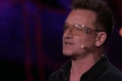 """「貧困を救うワクチンは""""情報""""だった」 U2・ボノ氏の極貧撲滅を目指す活動報告"""