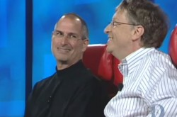 """「スティーブのセンスが欲しかった」 ビル・ゲイツ氏が明かした""""僕とジョブズの差"""""""
