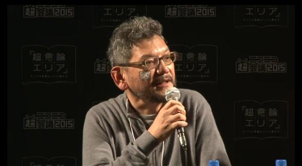 庵野秀明氏「アニメは情報です。理屈で作ります」川上量生氏との対談でアニメ制作の理論を語る  #ニコニコ超会議2015