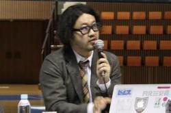 AR三兄弟・川田十夢氏がお年寄り向けウェアラブル「入れ歯ラブル」構想を披露
